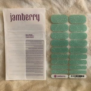 FULL set Jamberry Nail Wraps 💅 A457 - Lotus 0915